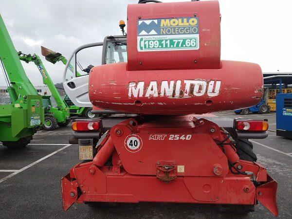 MANITOU MRT 2540privilege - ANNO 2008