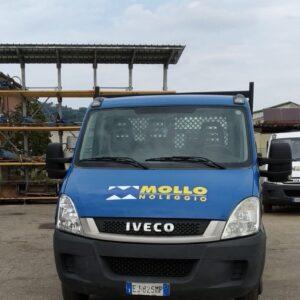 IVECO DAILY 35C10 ribaltabile - Anno 2012